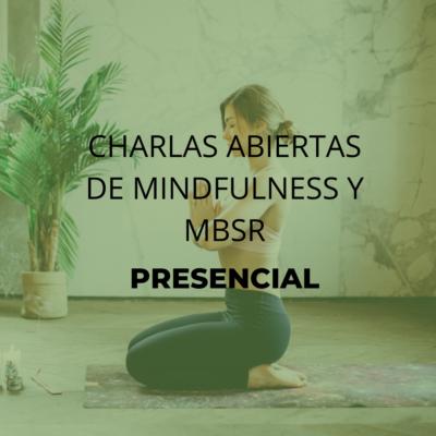 charlas abiertas de mindfulness presencial